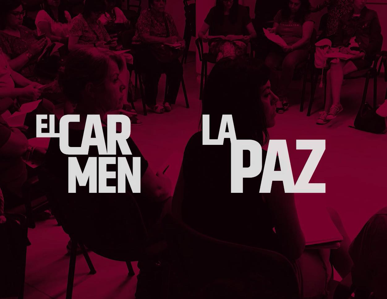 Vídeo Resumen ADN Urbano El Carmen y La Paz