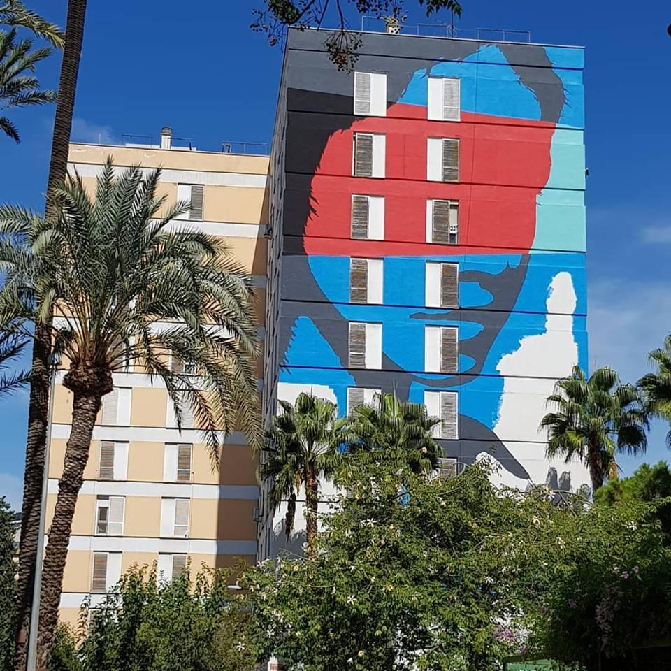 El barrio de La Paz contará con una obra de Carlos Callizo