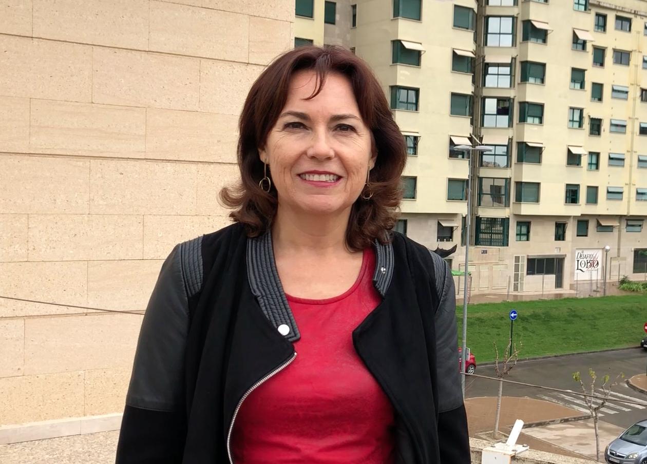 Entrevista a Matilde López de Haro, jefa del servicio de Empleo del Ayuntamiento de Murcia