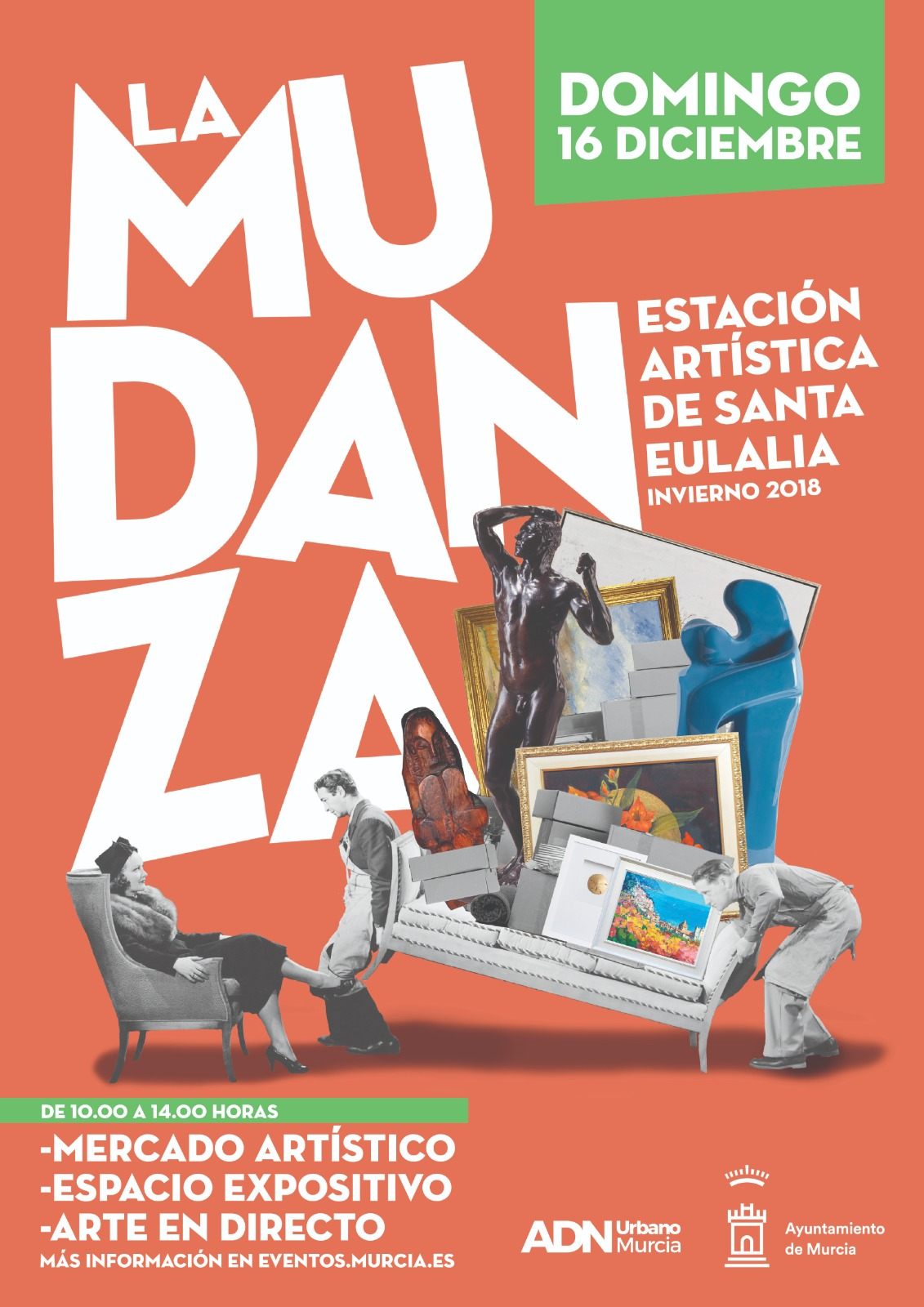 'La Mudanza' regresa a Santa Eulalia
