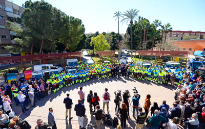 Murcia se «agita» al ritmo de ADN