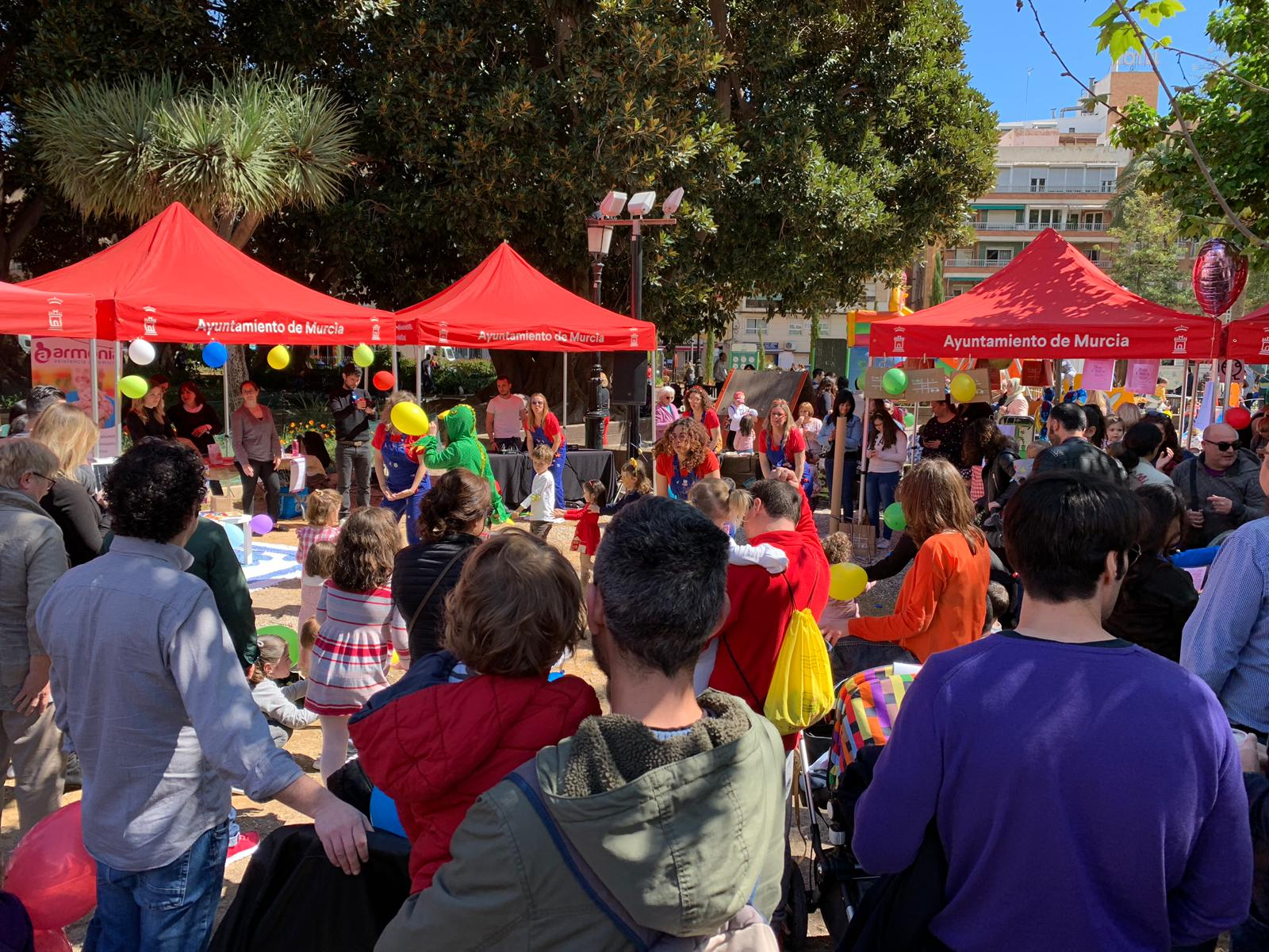 III Feria de Primavera de comerciantes El Carmen